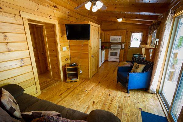 Ridge View Retreat Log Home