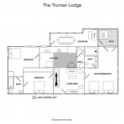 truman lodge floorpan