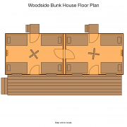 woodside floorplan