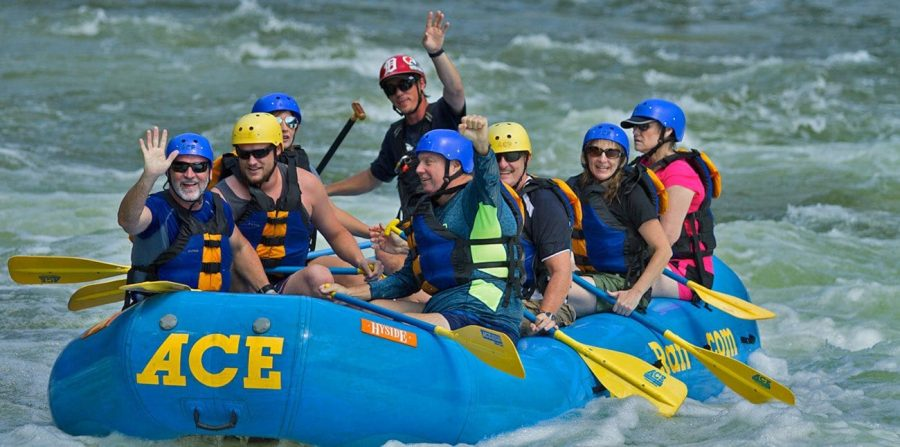 OVERCOMING WHITEWATER RAFTING FEARS