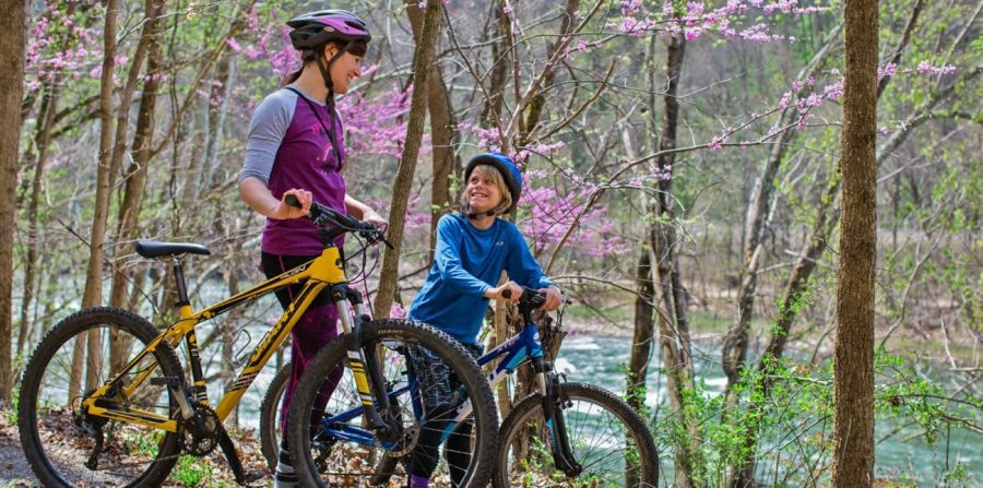 The Most Beautiful West Virginia Bike Trails