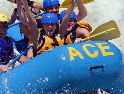 Wonderland Waterpark Ace Adventure