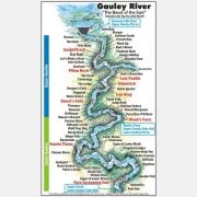 gauley river map
