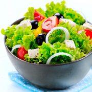 endless salad buffet