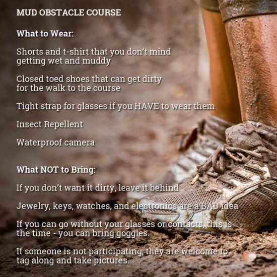 Mud course need to know