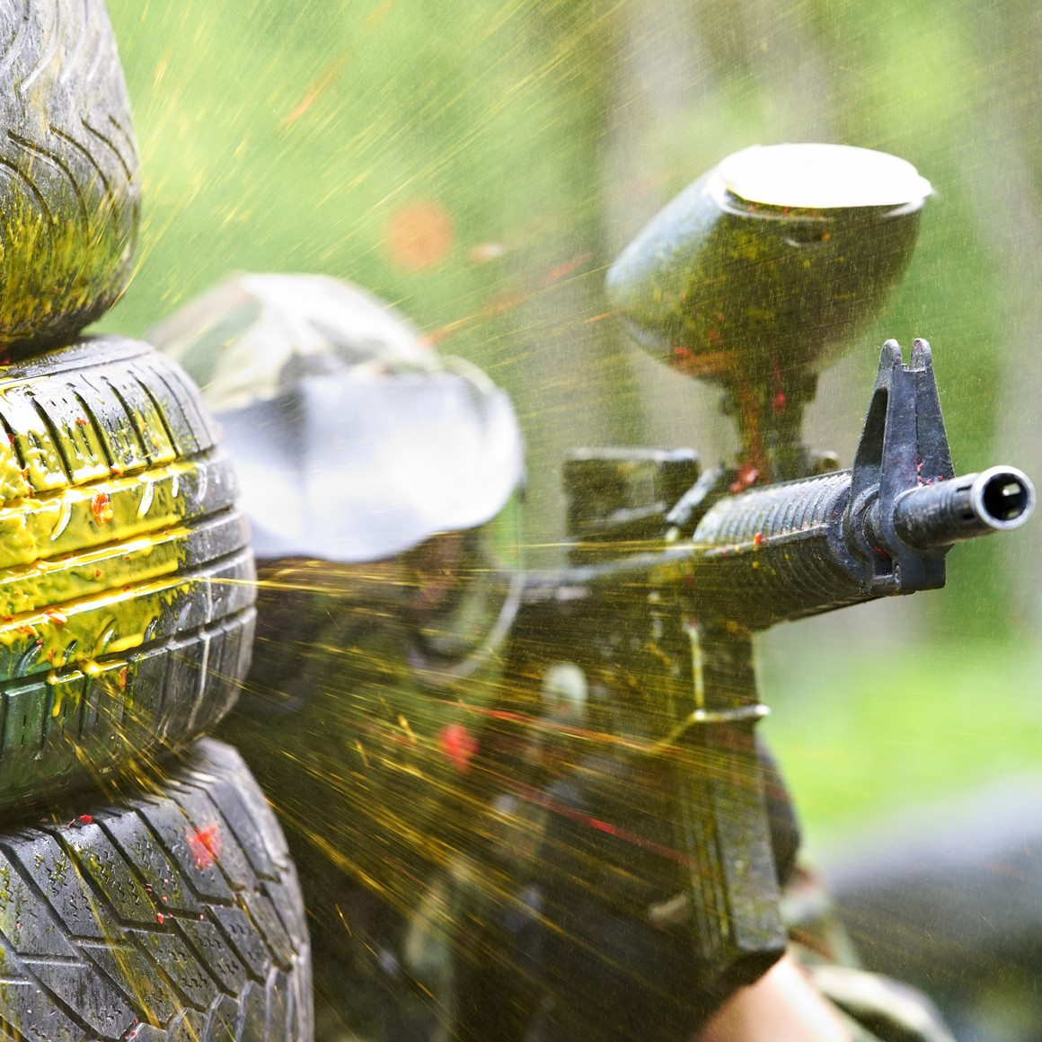 Paintball Packages Ace Adventure