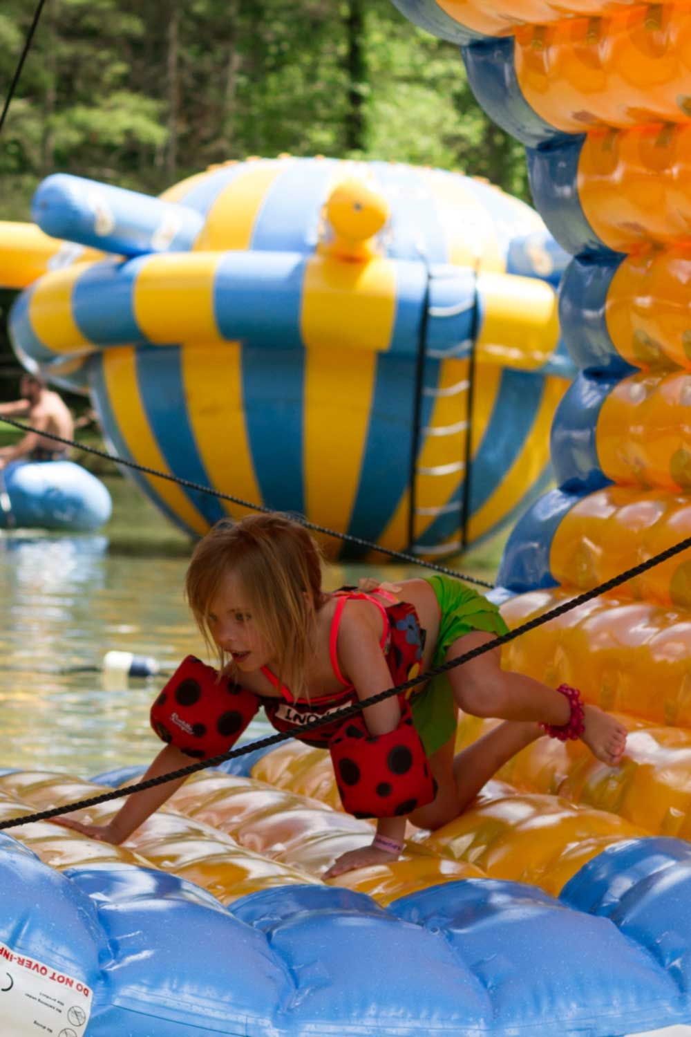 Upper New Raft Amp Zip 2 Day Package Ace Adventure