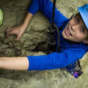 rock climbing scouts merit badge