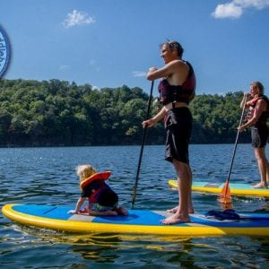 stand up paddle boarding scouts merit badge