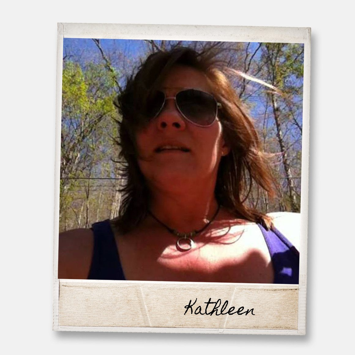 Kathleen enjoys a breezy day at ACE Adventure Resort