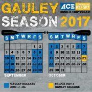 gauley season 2017 calendar