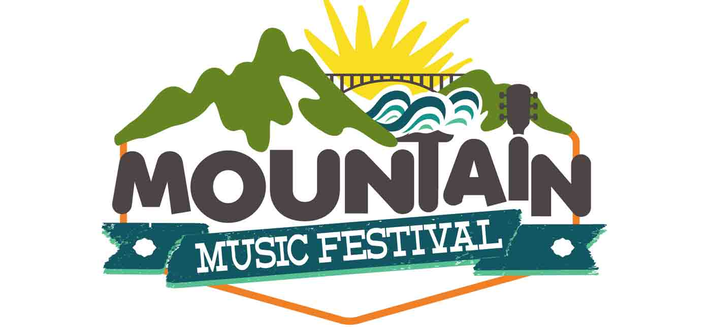 Mountain Music Festival official logo to announce 2016 lineup.