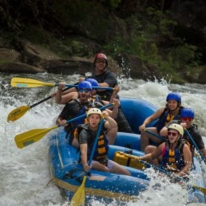 all the fun down the gauley