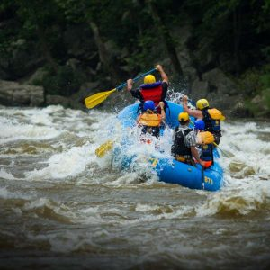 Raft the Gorge in May and June