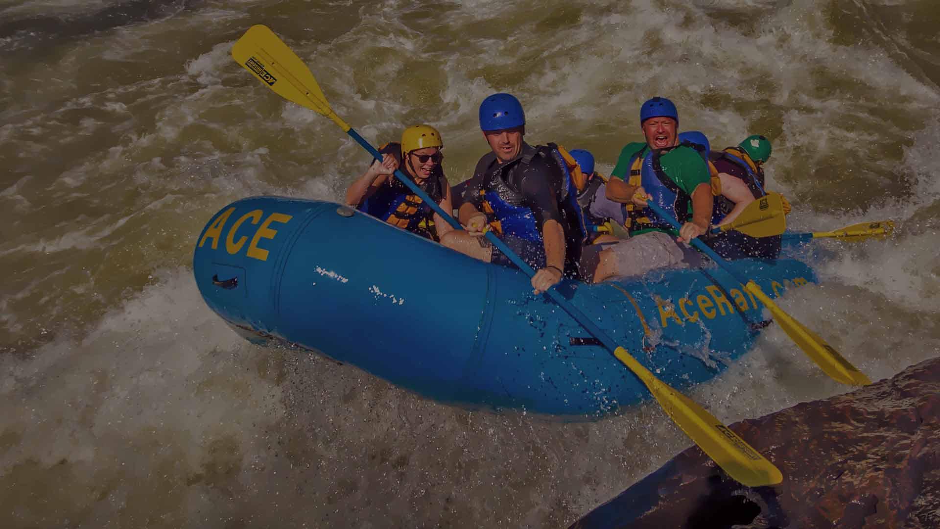 Ace Adventure Resort Wv Whitewater Rafting Waterpark