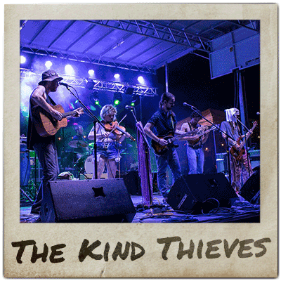 The Kind Thieves Playing Music