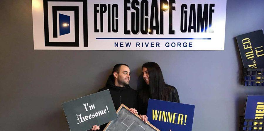 Epic Escape Game New River Gorge
