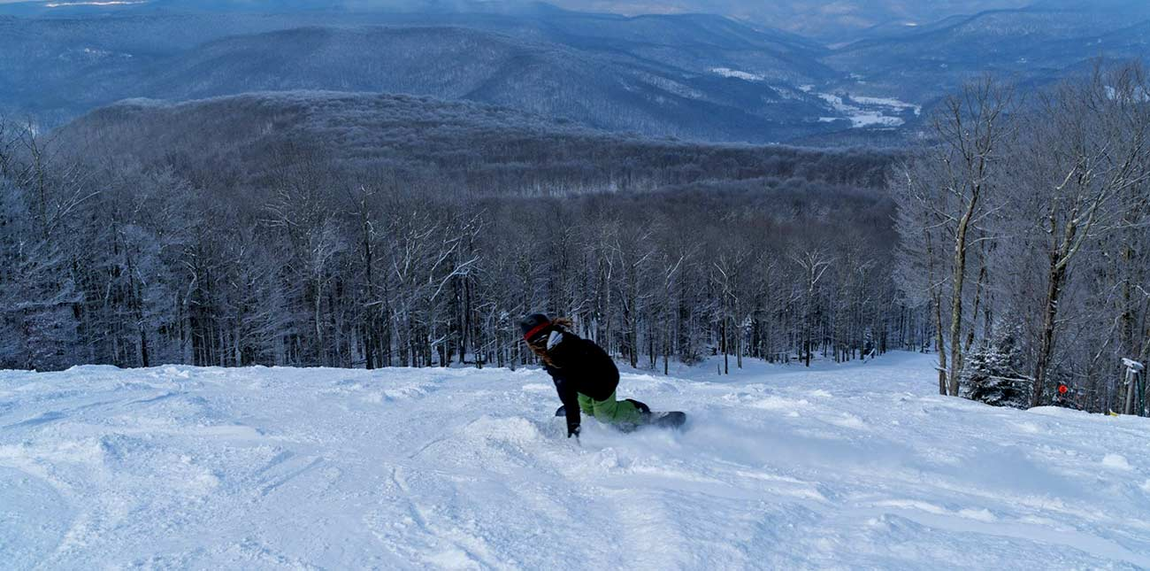 Snowshoe Mtn: Why Snowshoe is the Winter Getaway in West Virginia