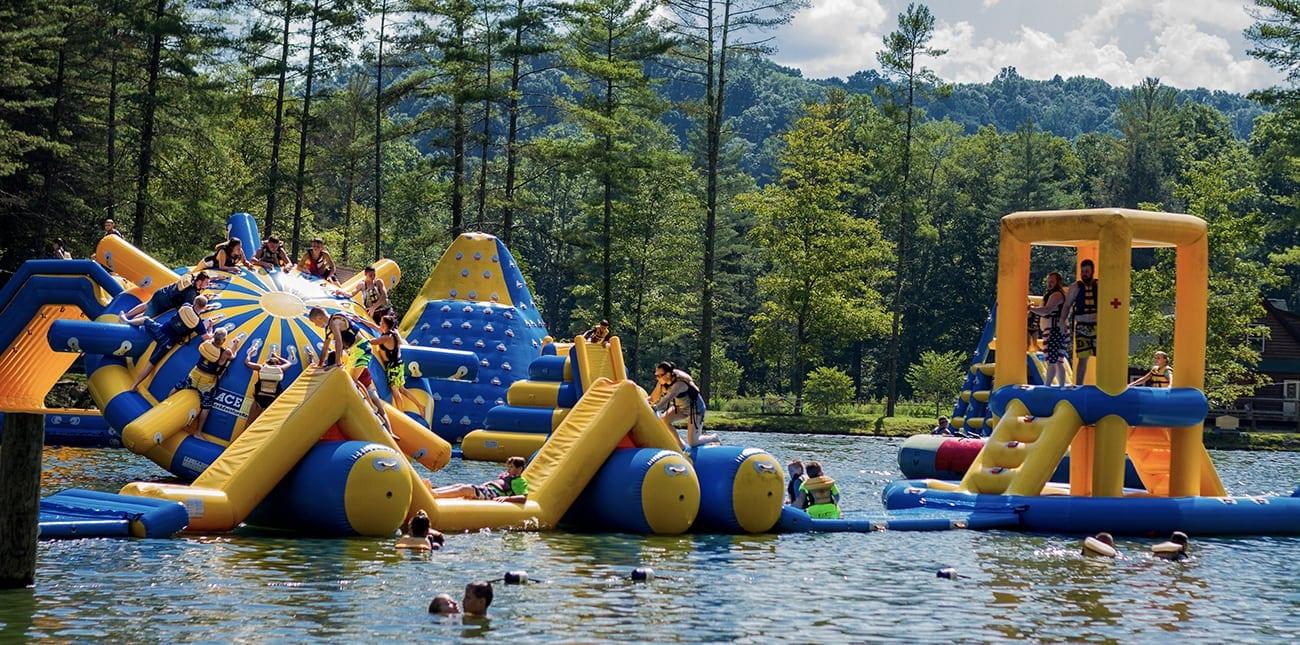 West Virginia Family Resorts At Ace Amp Wonderland Waterpark