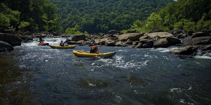 Newest Offering! Wildest Summer Rafting