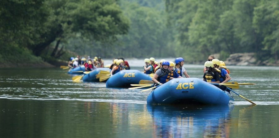 5 Things You Need to Know About Summer Rafting