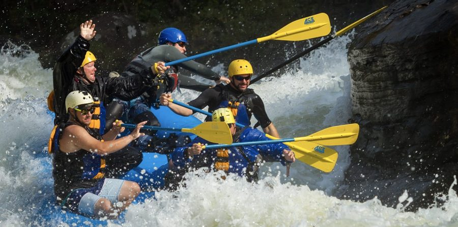 Your Next Challenge: the Upper Gauley River