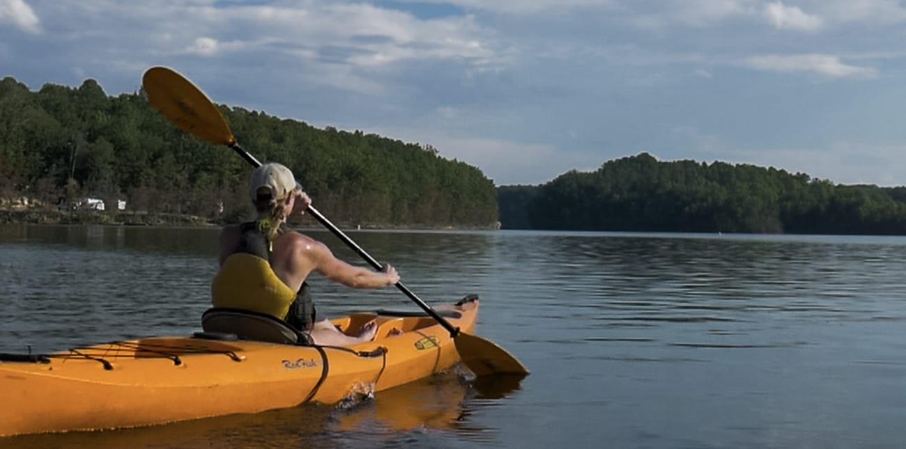Embark on a Fall Kayak Adventure at ACE