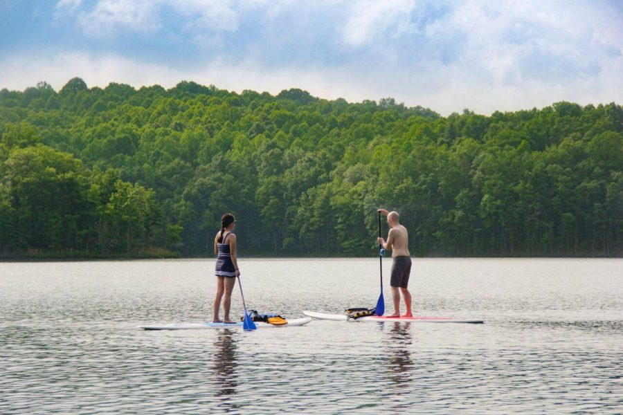 Summersville Lake Multi-Sport Adventure