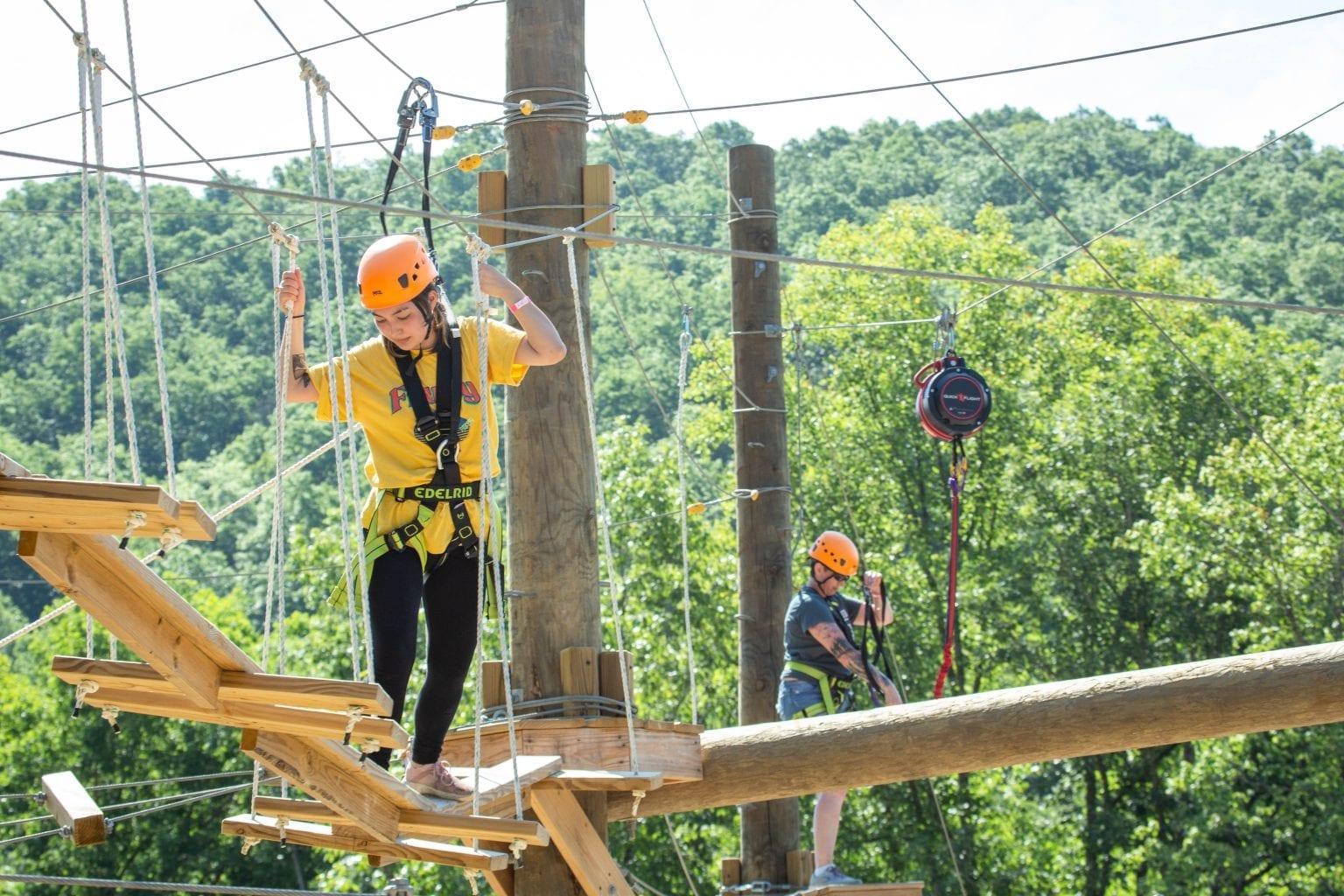 Aerial Adventure Park Ace Adventure Resort
