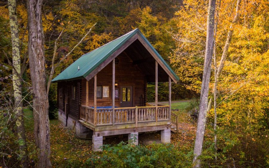 Top 3 Fall Cabin Rentals at ACE