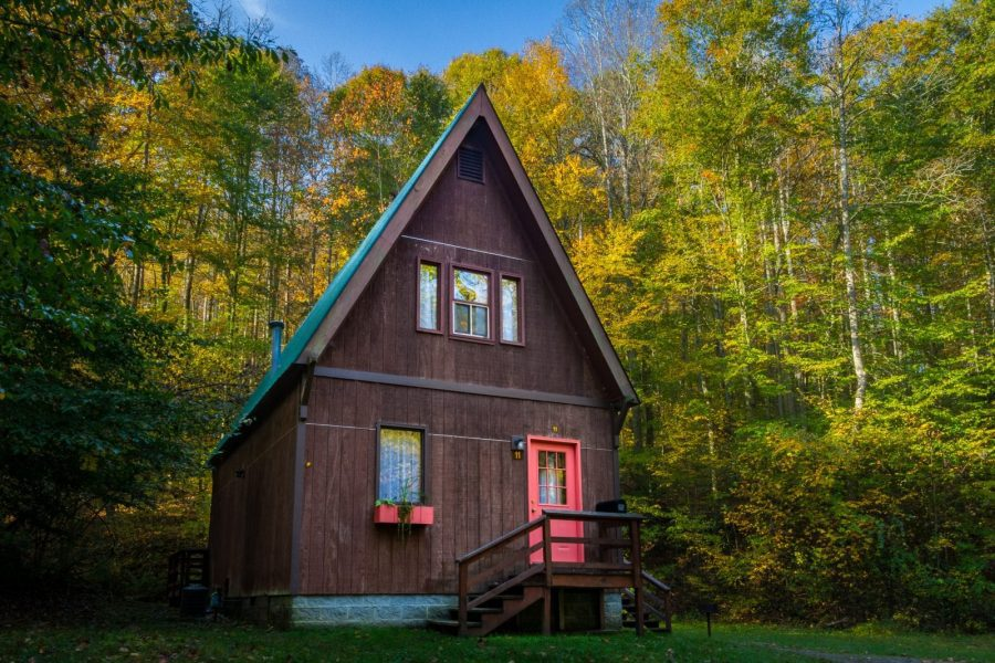 The Perfect Appalachian Escape: A Luxurious Mountain Chalet