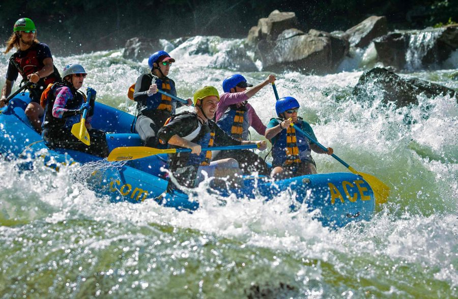 Fall Upper Gauley Full Day Whitewater Rafting Trip With Meals