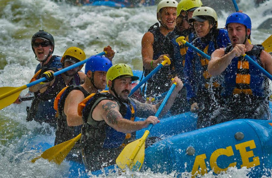 SAVE 10% Fall Gauley River Rafting Marathon