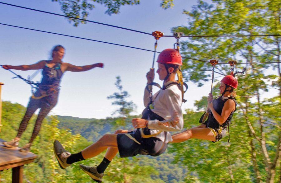 New River Gorge Zipline Tours