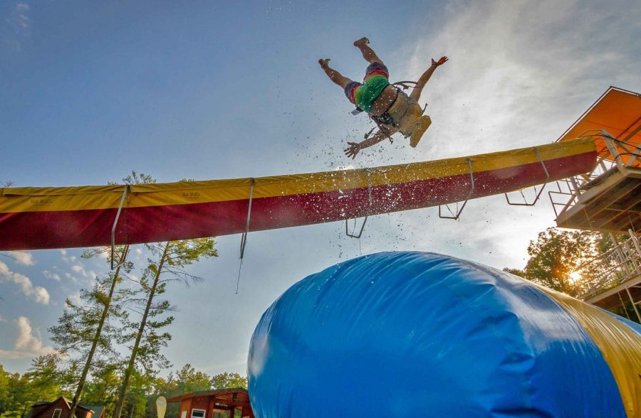 Outdoor Waterparks for Families
