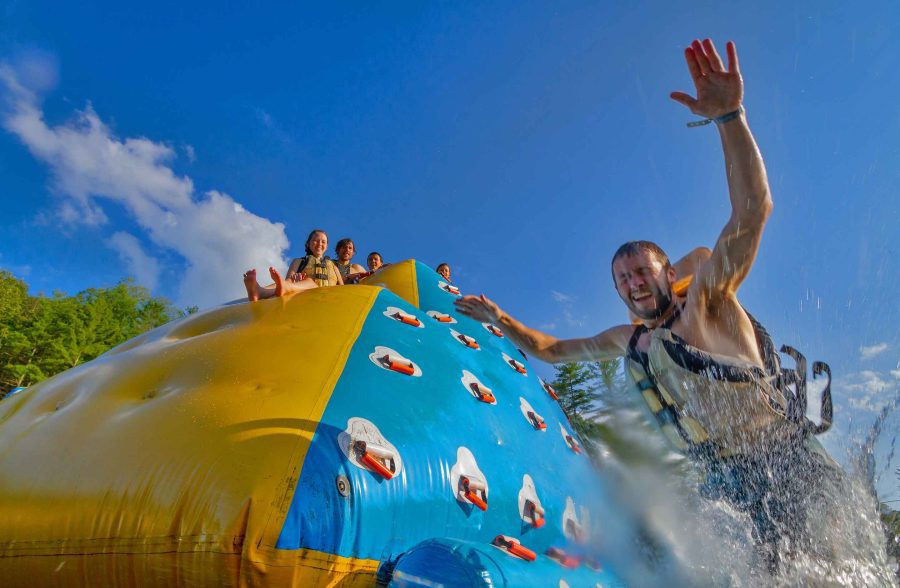 Wonderland Waterpark Half Day Pass 9am – 3pm