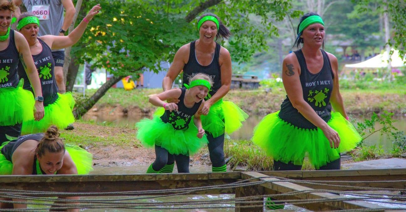 Gritty Chix Mud Run Ace Adventure Resort