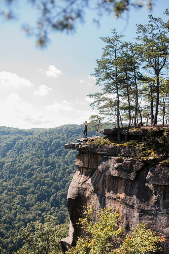 New River Gorge National Park Day Hike