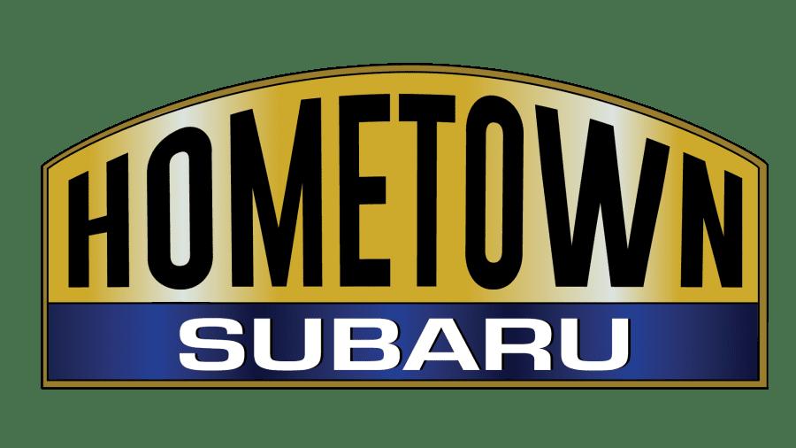 hometown subaru logo