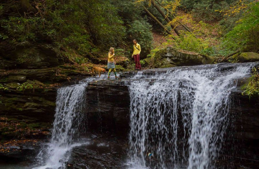 Rivers & Roads: Scenic Drives to Southern WV Waterfalls