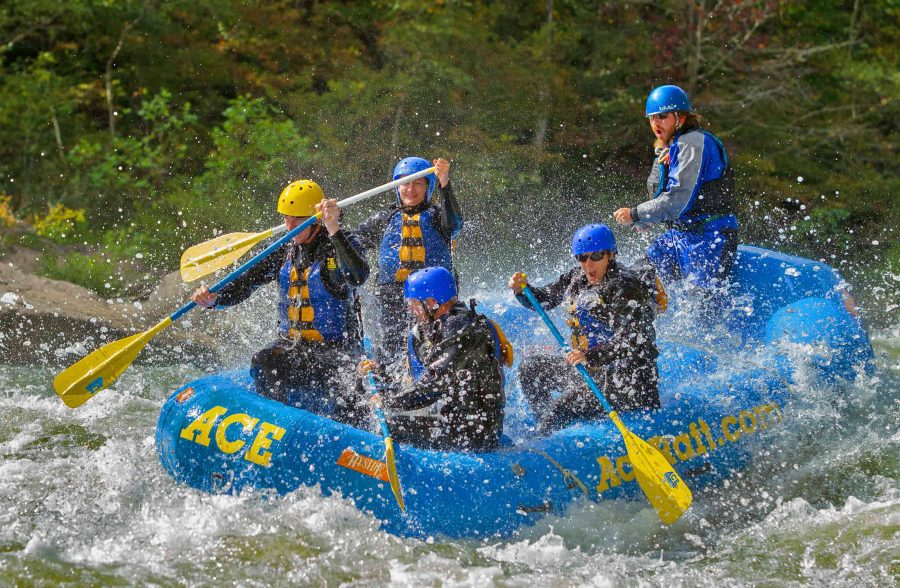 Fall Gauley: The Best White Water Rafting in the United States
