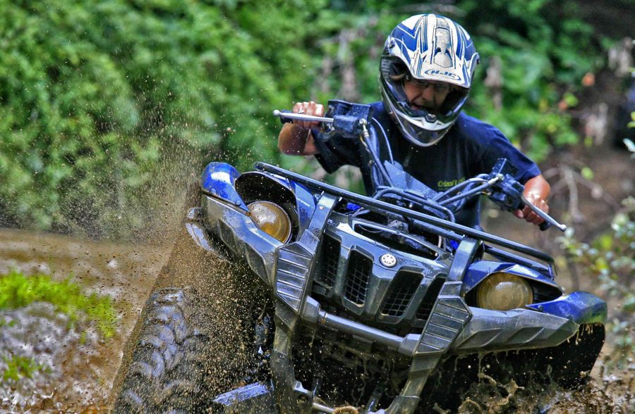 Thrilling West Virginia ATV Trails along the New River Gorge