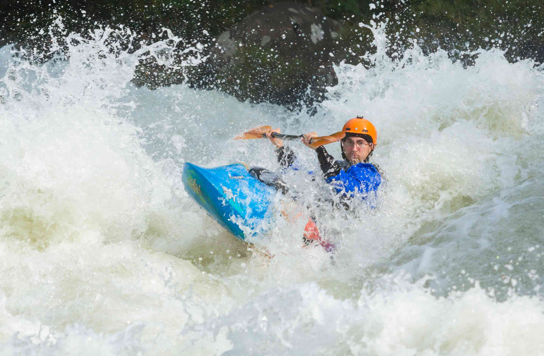 Private Whitewater Kayaking Skills Clinics | ACE Raft