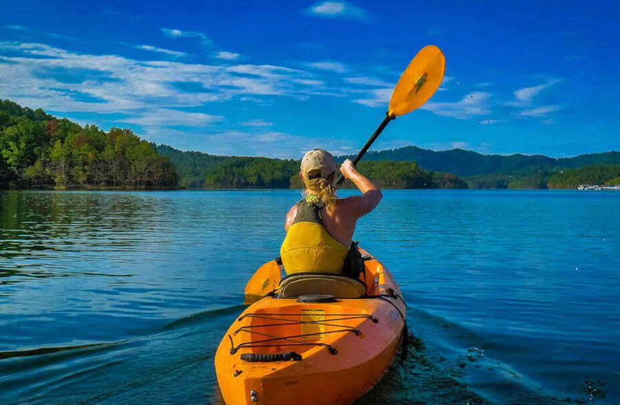 Touring Kayak Instructional