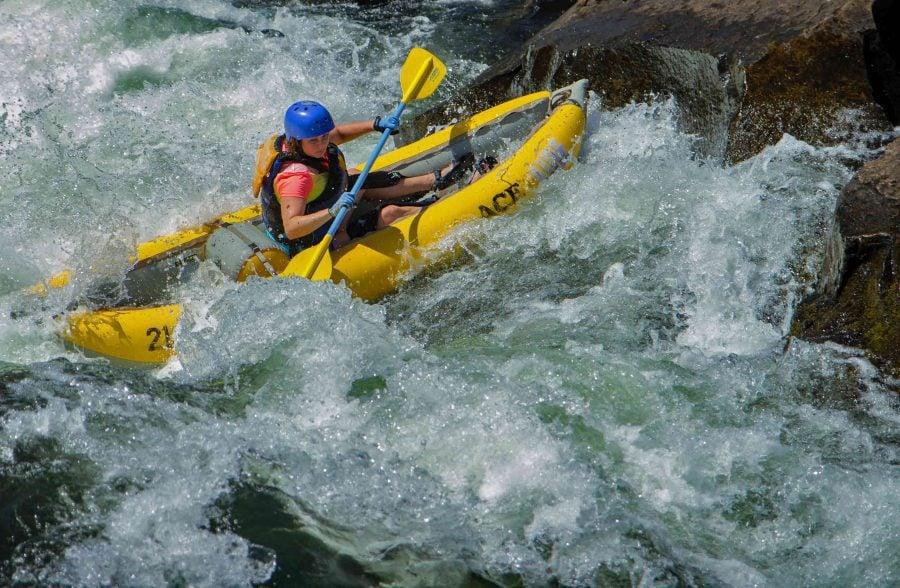 Full Day Summer Gauley River Rafting