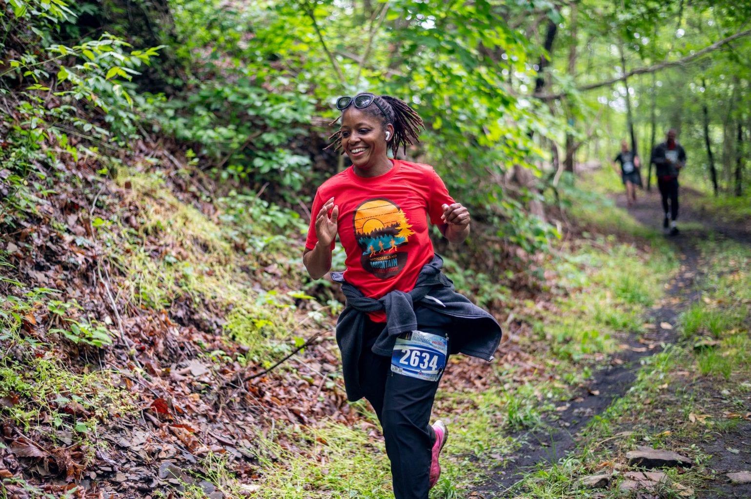 New River Gorgeous Trail Run