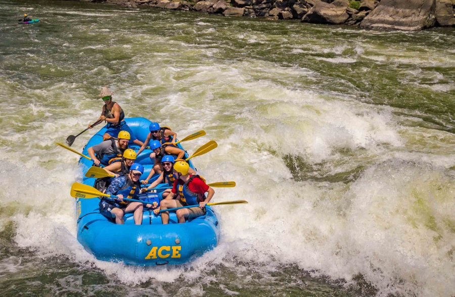 The Best White Water Rafting in US: Summer Rapids Are Back!