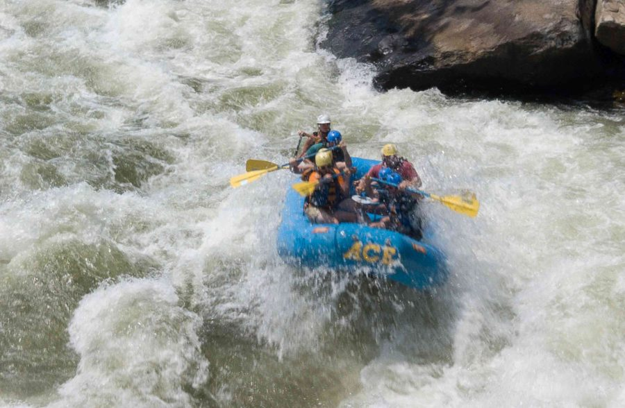Best White Water Rafting on the East Coast