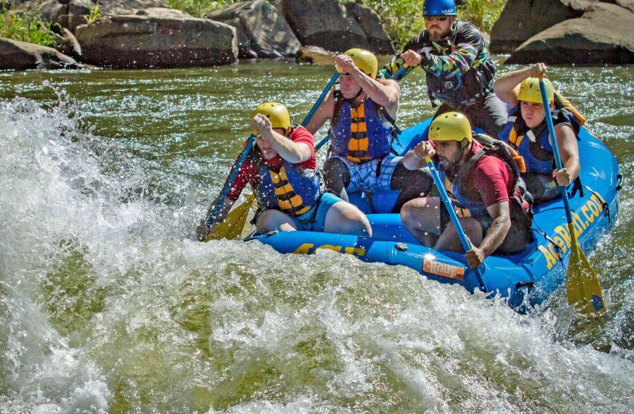 Whitewater  Rafting  Safety Tips
