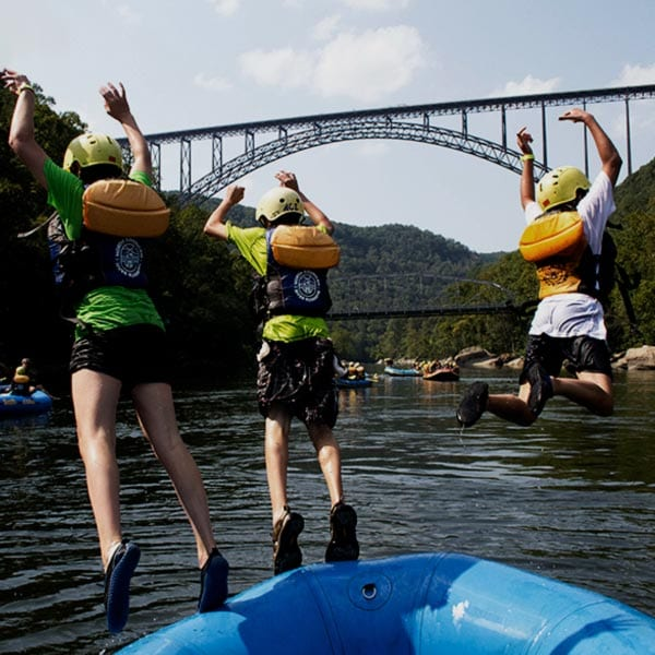 BRIDGE DAY TWIN RIVERS PACKAGE